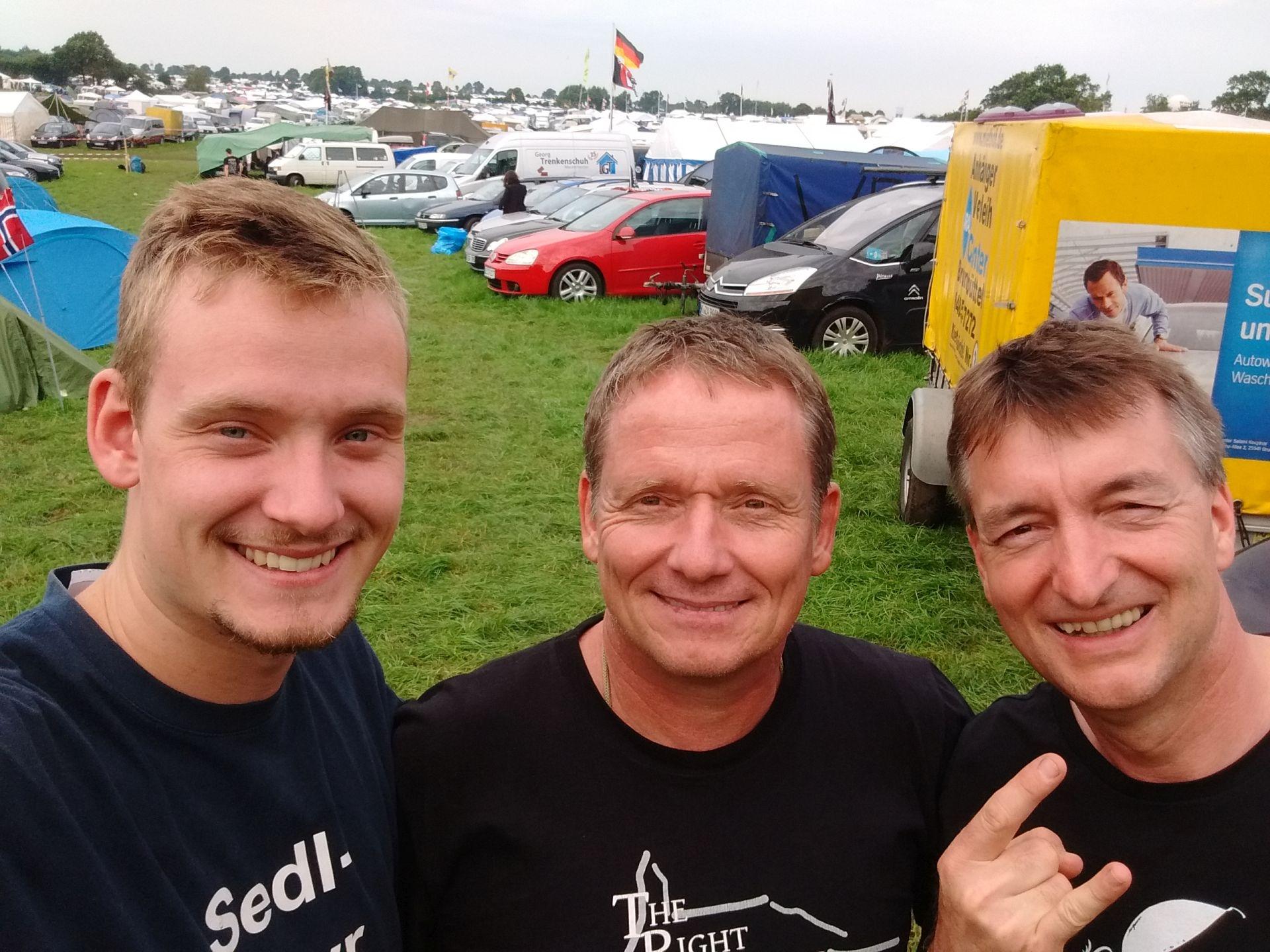 TRB: Three Right Burgers (Benji, Stefan, Peter)